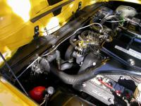 Alfa Romeo Montreal engine bay