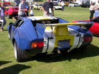 DeTomaso Pantera race car