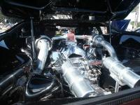 DeTomaso Pantera - twin turbos and NOS