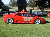 Ferrari F360 race car