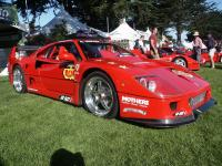 Ferrari F40 race car
