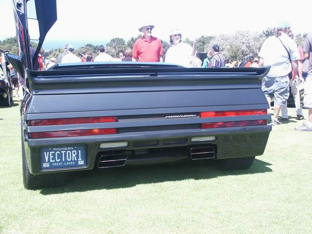 Vector W8 Chassis 001