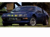 Renault Alpine A310 front three-quarter