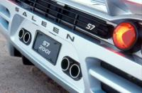 Saleen S7 Concept exhaust